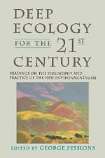Deep Ecology for the Twenty-First Century - Sessions, George - Paperback