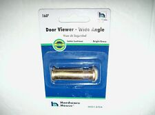 Brand new, sealed Hardware House Entry & Back DOOR SECURITY VIEWER wide angle