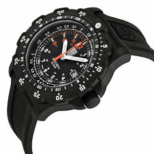 Luminox New Men's Recon Point Man A 8822.MI Black Rubber Swiss Quartz Watch
