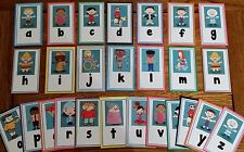 MULTICULTURAL/DIVERSITY ALPHABET -20 FLASH CARDS OFSTED / EYFS/ KS1- PRE-SCHOOL