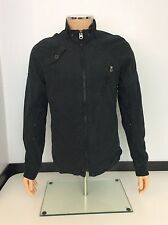 G Star 3301 Raw Jacket, Black, Size Large, L, Coat Vgc