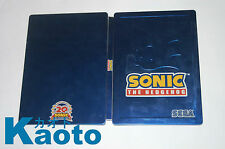 CAJA METALICA STEELBOOK SONIC GENERATIONS XBOX 360 PS3