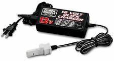 12v 12 volt BATTERY CHARGER Power Wheels adapter plug brick power supply pointed