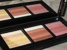NIB LED BOBBI BROWN: BOBBI TO GLOW SHIMMER BRICK PALETTE, HOLIDAY 2016, GOLD