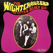 The Nightcrawlers - The Little Black Egg (CDWIKD 203)