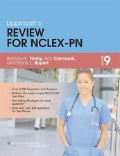 Lippincott Review for NCLEX-PN (Lippincott's Review for NCLEX-PN), Ninth Edition
