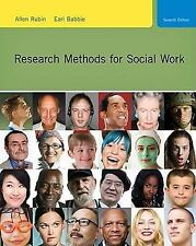 SW 385R Social Work Research Methods Ser.: Research Methods for Social Work...