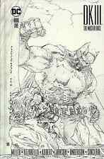 DARK KNIGHT III THE MASTER RACE 5 COLLECTORS EDITION HC HARD COVER