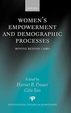 Women's Empowerment and Demographic Processes: Moving beyond Cairo (Internationa
