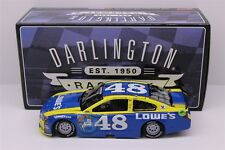Jimmie Johnson 2016 #48 Lowes Darlington New 1:24 Mint In Stock Free Shipping