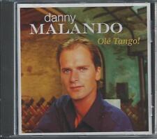 DANNY MALANDO - Olé Tango! CD Album 13TR HOLLAND BMG 1999 RARE!