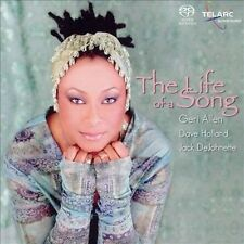 The Life of a Song by Geri Allen   CD      Telarc