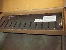 REMOTE BASE 10-SLOT GOOD USED GE FANUC PLC RACK CHASSIS  (OO2)