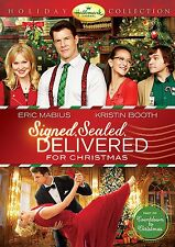 SIGNED, SEALED DELIVERED: FOR CHRISTMAS - DVD - Region 1 - Sealed