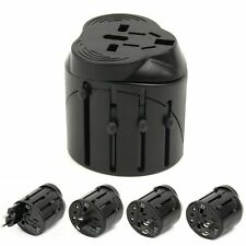 Universal Worldwide Power Adaptor Travel Plug Electrical Converter EU US UK AU