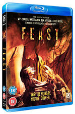 FEAST - BLU-RAY - REGION B UK