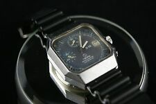 YEMA SOUS MARINE Y10 AUTOMATIC WATCH DIVER CHRONOGRAPH VALJOUX 7754 ref.901206