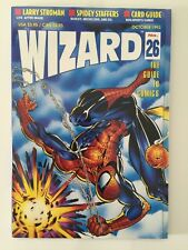 Wizard The Guide to Comics Price Guide #26 Oct 1993 Spider-man Trick Or Treat