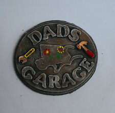 ** DADS GARAGE **  House Wall Plaque Sign LOW PRICE!