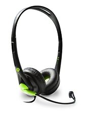 Xbox 360 STEALTH SX-03 Lightweight Gamers Stereo Headset NEW Boxed
