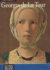 classici dell arte rizzoli- l opera completa di georges de la tour-sovracopertin