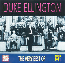 DUKE ELLINGTON The Very Best Of 1929 / 1931 FR Press Powder 6754 1992 CD