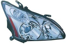 04 - 06 Lexus RX330 Headlight Assembly Replacement (Passenger Side, Lens/Cover)