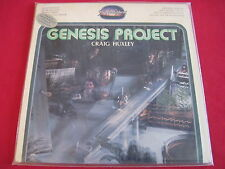 SEALED PROG JAZZ 2 LP - GENESIS PROJECT - CRAIG HUXLEY - SONIC ATMOSPHERES 101