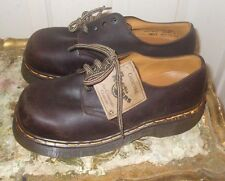 Dr. Martens Made in England UK 7/ US 9 Butter Soft Brown Leather Women's Shoes