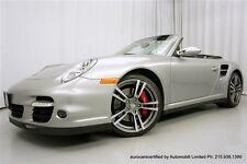 Porsche : 911 Turbo Cabrio