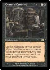 OVERSOLD CEMETERY Onslaught MTG Black Enchantment RARE