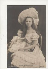Tante Prinzessin Victoria Luise RP Postcard Germany Royalty 016b