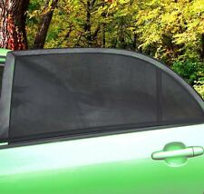 Zone Tech 2x Slip On Stretchable Mesh Protective Side Window Car Sunshade