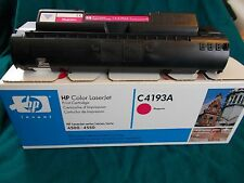 Toner Cartridge HP C4193A Magenta LaserJet Laser jet printer 4500 / 4550