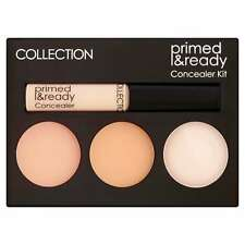 Collection Primed & Ready Concealer Kit Naked Cream To Powder New Authentic