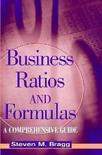 Business Ratios and Formulas: A Comprehensive Guide-ExLibrary