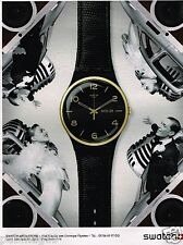 Publicité advertising 2013 La Montre Swatch