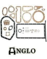Bottom Lower Gasket Set Massey Ferguson FE35 35 23C Diesel Engine 4 Cyl Tractor
