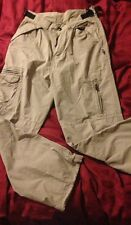 "OBEY CLOTHING MENS PANTS 30"" By 29"" Inseam Cargo"