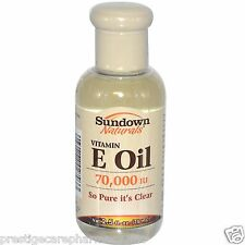 Sundown Naturals Vitamin E Oil 70,000 IU - 2.5 Fl Oz  (75mL)