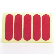 "Vise Hada Patch #2 RED 3/4"" Bowling Thumb Protection Tape 1 Pack 50 Pieces"