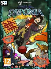 Chaos on Deponia (PC DVD) BRAND NEW SEALED