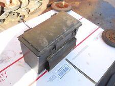 1979 Arctic Cat 3000 F/A : TOOL BOX