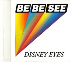 (DR476) Be Be See, Disney Eyes (2 tracks) - 2007 DJ CD