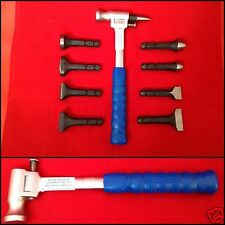 10pc PANEL BEATING KIT - DENT REPAIRS  PDR TOOLS & BODYSHOP TOOLS