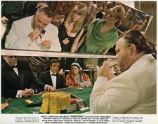 ORSON WELLES  CASINO ROYALE 1967 VINTAGE PHOTO LOBBY CARD N°5 JAMES BOND 007