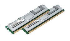 2x 2GB 4GB DDR2 RAM HP ProLiant BL480c Server Blade