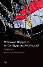 Whatever Happened to the Egyptian Revolution? by Galal Amin (2013, Hardcover)