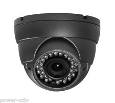 1300TVL 2.8-12mm Zoom 36IR Dome In/ Outdoor Surveillance IR CUT Security Camera