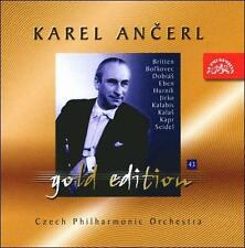 Karel Ancerl Gold Edition, Vol. 43, New Music
